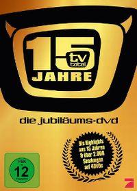 Cover Stefan Raab - TV Total - 15 Jahre - Die Jubiläums-DVD [DVD]